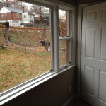 window trim painting service